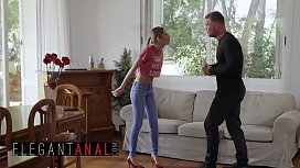 Elegant Anal - (Rebecca Volpetti, Nacho Vidal)  - Oil And Water - BABES