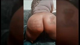 52 '_'_ inches of Dominican  Ass