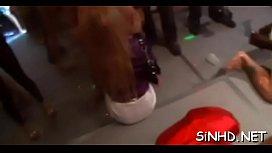 Wild sex party movie scenes