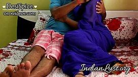 Hot Indian Bhabhi Blowjob Sex Hindi Dirty Talk