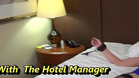 Seka Has Interracial Sex With The Hotel Manager