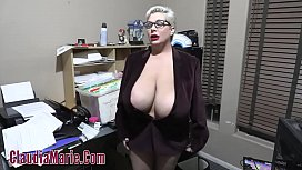 Huge Tits Claudia Marie Auditions Young BBC