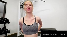 Cum Licking Pepper Hart Gets Mouth, Pussy Fucked &amp_ Cummed On
