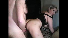 Legitimate husband fucks the famous webcam whore AimeeParadise in all her holes ... ))
