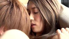 Beautiful japanese cute moaning