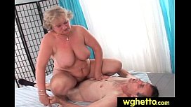 Long White Dick Roughly Fucks Her Pink Pussy 13