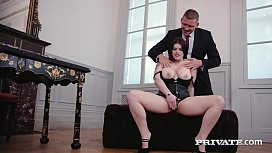 Private.com - Thick Babe Lucia Love Anal Banged &amp_ Cummed On!