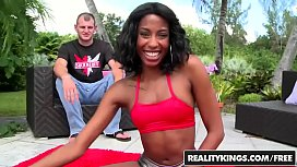 RealityKings - Round and Brown - Back At It starring Adriana Malao and Brian Omally