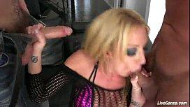 Amy Brooke having fun