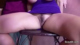 Big Natural Tit MILF Mother with Hairy Pussy get Fuck