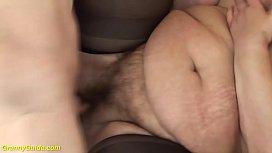 fat grandma in love with stepson