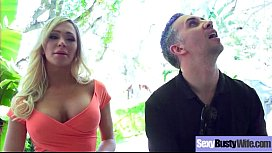 Hardcore Sex On Camera With Big Melon Tits Wife (Destiny Dixon) mov-11