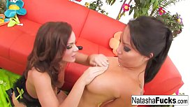 Natasha'_s 1st Anal with Asa