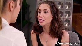 She ends up fucking her therapist- Jane Wilde, Paige Owens