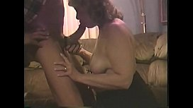 Curly Hair Wife Gets Face Fucked