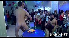 Sex party favors