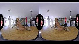 RealityLovers - Drilling Hairy Teen Beaver VR