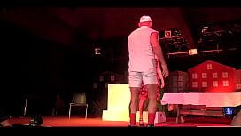 LiveSex Group Show - Erotica Expo Innsbruck - Littlecaprice.com