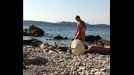 Nudist beach Croatia
