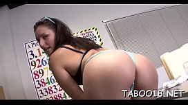 Appetizing Nikki Lavay gets body caressed well