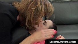 Home Invader Deauxma &amp_ 2 Thugs Bang Mom Ariella Ferrera!