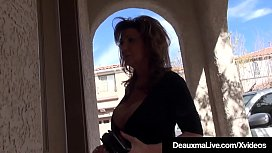 Home Invader Deauxma & 2 Thugs Bang Mom Ariella Ferrera!
