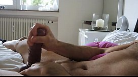 thick veiny hot cock cums