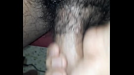 HAIRY UNCUT BBC AND BIG BALLS FOR LADIES