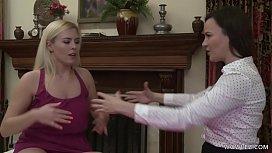 Actresses having lesbian sex - Dana DeArmond and Summer Day