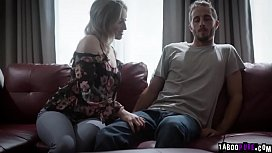 Lucas gives Frost Riley Anne all she wants including his cock and make him fuck