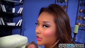 Spizoo Sexy Asian Teen Alina Li Is Punished By Ryan Mclane thumbnail