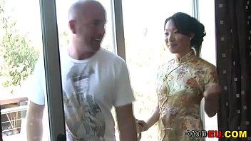 VODEU - Asian NURU massage with Asa Akira and Kina Kai 6 min