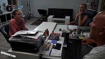 Lia & Kathi - The fucking job interview thumbnail