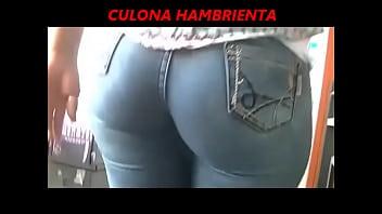 CULONA HAMBRIENTA