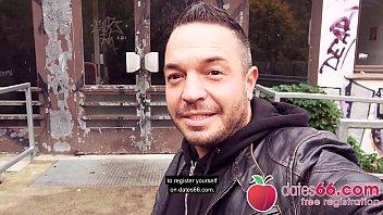 Outdoors! Hot MILF ◇ Danka Diamond ◇ BANGS stranger outdoors in Berlin! Dates66.com (ENGLISH VERSION)
