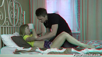 Porn Films 3D - Teeny Sonja assfucked by college bf