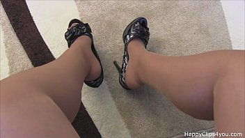 natalie high heels dipping shoeplay small