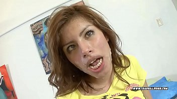 Pretty transsexual offers mouth and ass Vol. 2