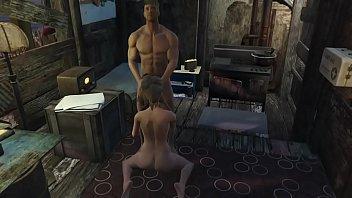 Fallout 4: Fishing Dock ft Nate & Nora