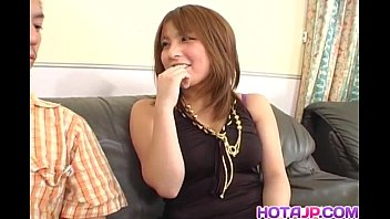 Arisa Minami is fingered and deeply screwed 10 min