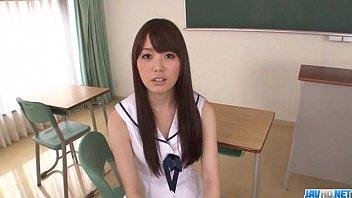Adorable school hardcore with young Moe Sakura - More at Javhd.net 12 min