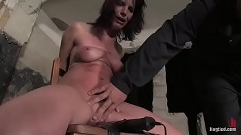 Dana tied, suspended, b. play, severe bondage, hard orgasms and crotch rope with heavy weights