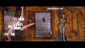 Jane Fonda - Barbarella (opening space strip)