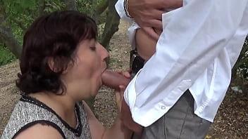 Italian slut fucked in front of her boyfriend and friends 24 min