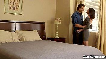 ناضجة زوجين ممارسة الجنس مطيع في الفندق