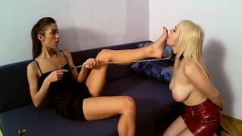 Miss Marcella And Slavegirl Lexi Pain