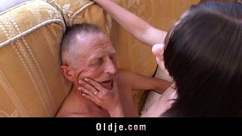 Old guys fuck teens Still working old schlong penetrates hard a tiny teeny pussy