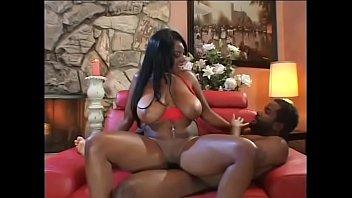 k. black busty slut gets huge dick inside her perfect wide cunt