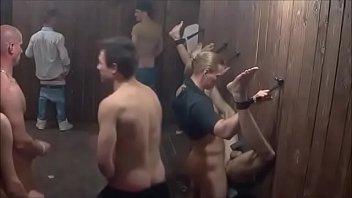 Euro gay gloryhole club 15 min
