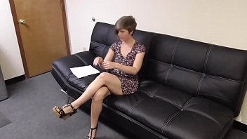 Fucking Husband's Boss in His Office